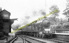Beningbrough Railway Station Photo. York - Tollerton. Pilmoor & Thirsk Line. (2)