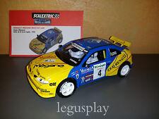Slot SCX Scalextric Renault Megane Maxi Kit Car - Lluis Climent