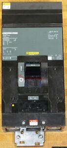 Square D LA26400AB Circuit Breaker, 400 Amp, 2 Pole, I-Line, NEW