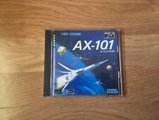 AX-101 SEGA MEGA-CD MegaDrive Japan Import