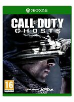 CALL OF DUTY GHOSTS - XBOX ONE - NEW SEALED - SAME DAY DISPATCH