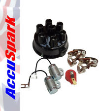 Points, Condenser, Rotor Arm & Distributor Cap For 6 Cyl Triumph GT6, Velocità