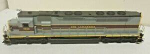 Athearn G03639  SDP45 Erie Lackawanna Railroad 3639 Soundtrax DCC Tsunami Sound