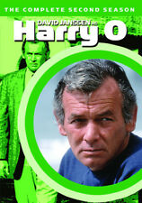 Harry O: The Complete Second Season [New DVD] Manufactured On Demand, Full Fra