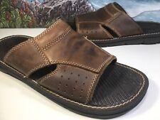 The Original Arizona Jean Company Leather Sandal Men's Brown Size 8