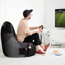 GAMEWAREZ Sitzkissen Sitzsack DFB Gaming Lounge Beanbag L2-6336 Sitz Stuhl Relax