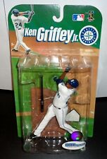 McFarlane Ken Griffey Jr. Seattle Mariners CLARKtoys Exclusive Action Figure