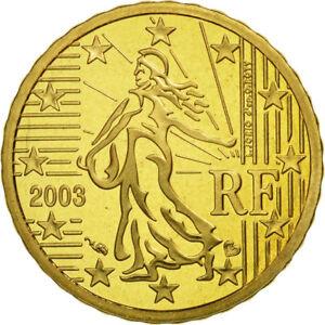 10 cents euro France 2003  BU