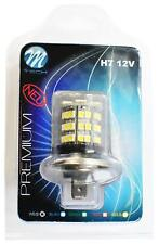 1 AMPOULE LED BLANC 12V H7 4,8W 48 LED 5050 SMD + 3528 SMD AUDI TT Roadster