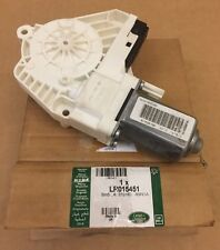 LAND ROVER, WINDOW MOTOR FRONT DRIVER'S SIDE, LR015451, NEW
