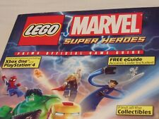Lego Marvel Super Heroes Official Strategy Guide – Prima – Used Excellent