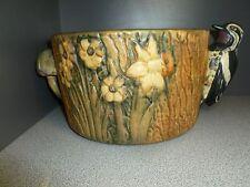 Weller Applied Woodpecker Daffodil Mushroom Planter