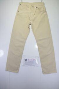 Levis 511 (Code D1459) Tg.44 W30 L32 Jeans D'Occassion Vintage en Velours