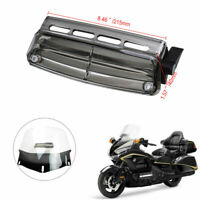 Windshield Air Flow Vent for Honda Goldwing GL1800 2004-2016 2005 2006Smoke Lens