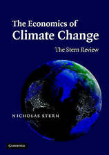 The Economics of Climate Change: The Stern Review-ExLibrary