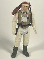 Star Wars Vintage Figure Luke Skywalker Hoth Complete w/rifle 1980 LFL HK EX