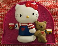 Vintage Sanrio Hello Kitty Clay Mold Tea Party Crafting Kit Case 1999