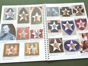 """""""EMBLEMS OF HONOR INFANTRY DIVISIONS VOL 1"""" US WW1 WW2 RARE PATCH REFERENCE BOOK"""