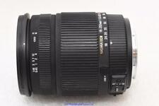 Sony fit Sigma 18-250mm OS DC HSM Zoom Lens ** HAS FAULT **