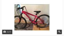 Mena small Specialized mountain bike, Hardrock, 7 speed front gears, 3 back gear
