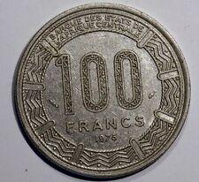 CAMEROUN  - Monnaies, 100 Franc 1975   Km17  AF22