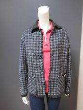 45rpm 100 % cotton cardigan NEW with TAG   indigo vichy size : 4