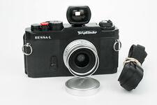 Voigtlander Bessa L camera + Snapshot Skopar 25mm F4 MC m39 Leica ltm screw lens
