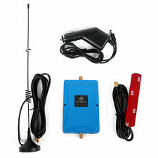 2100MHz 3G 4G LTE Signal Booster Extender Repeater  +Antenan for Car Truck RV