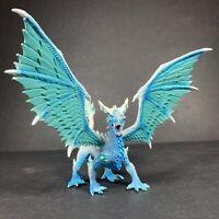 Schleich Eldrador Dragon Ice Hunter Figure Figurine Fantasy Mythical Wings