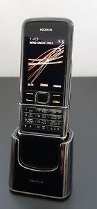 Nokia 8800 Arte - 1GB - Black (Unlocked) Smartphone