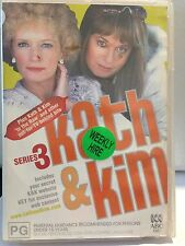 KATH & KIM COLLECTION (8 DISC SET) (R4 - PAL - GOOD) - 4 DVD #1026