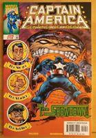 CAPTAIN AMERICA #10 Sentinel of Liberty (1999 MARVEL Comics) ~ VF/NM Book