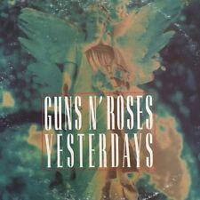GUNS N' ROSES Yesterdays & Yesterdays (Live) 2 Track CD Single Australia 1992