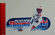 Aufkleber/Sticker: Blizzard Thermo Ski - Franz Klammer (270516109)