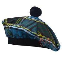 Buchanan clan écossais tartan Multifonctionnelle Coiffure nuque Snood Bandana