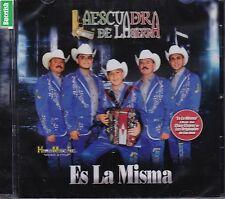 La Escuadra de La Sierra Es La Misma CD New Nuevo Sealed