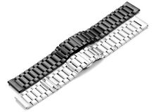 22mm Stainles Steel Bracelet Quick Release For Pebble Time Steel Samsung G2