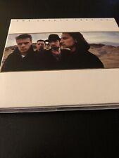 U2 - The Joshua Tree - 30th Anniversary CD + DVD Live Concert Factory Sealed