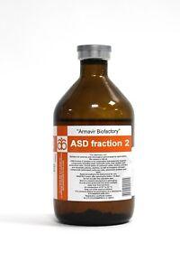 ASD-2 fraction Armavir АСД 2 АСД2 Antiseptic Stimulator Dorogov 100 ml