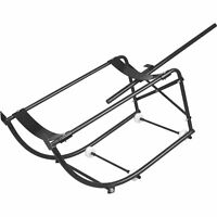 Ironton 55-Gallon Drum Cradle - 600-Lb. Capacity