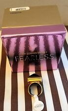 VICTORIA'S SECRET FEARLESS SOLID PERFUME RING NEW IN BOX--UNUSED