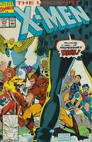 Uncanny X-Men #273. 1991. near mint to mint