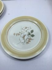stoneware Dinner Plate Impressions by Danielle Country Day Japan Vintage