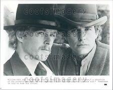 William Katt Tom Berenger Butch & Sundance The Early Days Press Photo