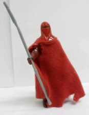 Vintage Star Wars Emperor's Royal Guard Figure ROTJ 1983 Kenner Hong Kong