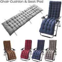 Garden Bench Cushion Long Seat Pads For Patio Dining Home Indoor Outdoor/*