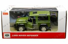 Rastar 1:14 RC Radio Control Car Land Rover Defender Green 78400GRN