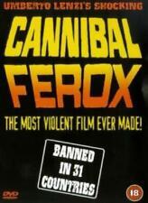 Cannibal Ferox [DVD] By Giovanni Lombardo Radice,Lorraine De Selle.