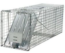 """Havahart Trap 1079 Live Animal Trap for Racoons 32"""" x 10"""" x 12"""" One Door"""