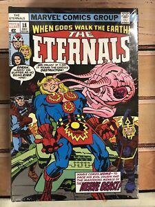 The Eternals By Jack Kirby Omnibus Marvel DM Variant Stan Lee